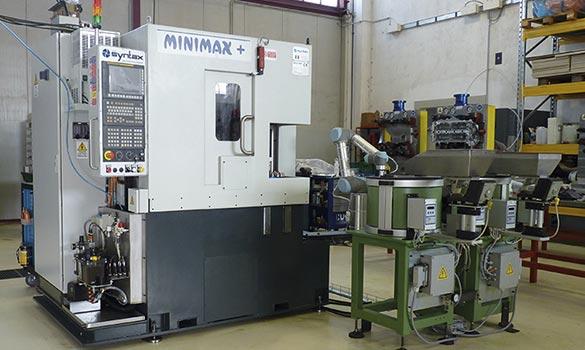 centro lavoro minimax